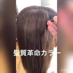 髪質改善 エレガント ロング 髪質改善トリートメント ヘアスタイルや髪型の写真・画像