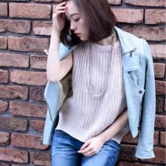 春 フェミニン モテ髪 愛され ヘアスタイルや髪型の写真・画像