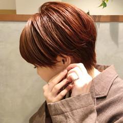 ブリーチ ハイトーン ショートボブ ショート ヘアスタイルや髪型の写真・画像