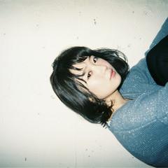 小顔 ニュアンス こなれ感 透明感 ヘアスタイルや髪型の写真・画像