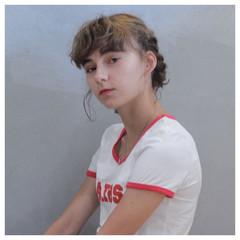 ゆるふわ ヘアアレンジ ショート ストリート ヘアスタイルや髪型の写真・画像