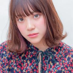 ガーリー 大人かわいい 色気 フェミニン ヘアスタイルや髪型の写真・画像