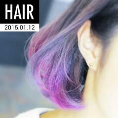 外国人風 ロング ストリート ショート ヘアスタイルや髪型の写真・画像