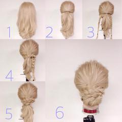 簡単ヘアアレンジ ヘアアレンジ ショート 簡単 ヘアスタイルや髪型の写真・画像