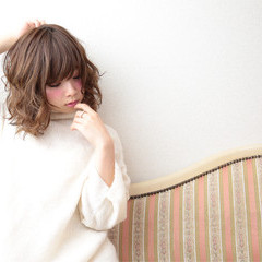 ミニボブ ナチュラル ボブ オルティーブアディクシー ヘアスタイルや髪型の写真・画像