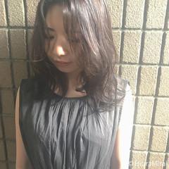 夏 涼しげ リラックス デート ヘアスタイルや髪型の写真・画像