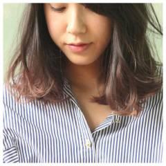 アンニュイ モテ髪 愛され 春 ヘアスタイルや髪型の写真・画像