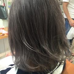ストリート ハイトーン ミディアム ショート ヘアスタイルや髪型の写真・画像