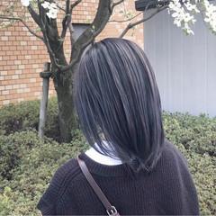 外国人風 ミディアム ストリート 成人式 ヘアスタイルや髪型の写真・画像