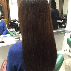 抜け感 ロング ナチュラル 秋 ヘアスタイルや髪型の写真・画像