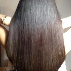 外国人風 暗髪 大人かわいい コンサバ ヘアスタイルや髪型の写真・画像