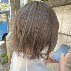 ボブ ミニボブ 切りっぱなしボブ ショートボブ ヘアスタイルや髪型の写真・画像