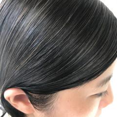 モード ショート グラデーションカラー ハンサム ヘアスタイルや髪型の写真・画像