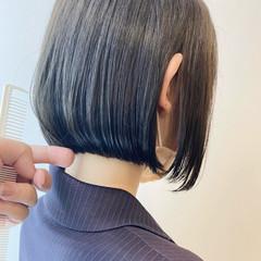 ショートボブ ベリーショート インナーカラー ウルフカット ヘアスタイルや髪型の写真・画像