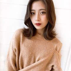 ナチュラル ボブ 艶髪 韓国風ヘアー ヘアスタイルや髪型の写真・画像