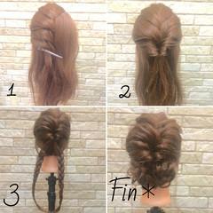 ヘアアレンジ ショート 大人かわいい 大人女子 ヘアスタイルや髪型の写真・画像