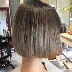 グラデーションカラー 外国人風 ストリート ツートン ヘアスタイルや髪型の写真・画像