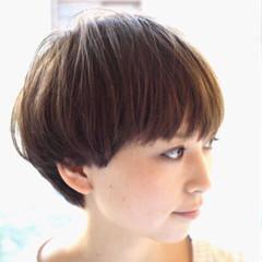 大人女子 ショートボブ ガーリー ゆるふわ ヘアスタイルや髪型の写真・画像