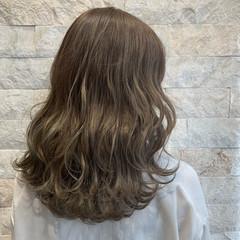 ナチュラル ロング 外国人風カラー オリージュ ヘアスタイルや髪型の写真・画像