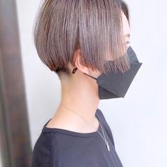 モード ショートヘア ショート ベリーショート ヘアスタイルや髪型の写真・画像