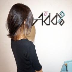 ブリーチ インナーカラー ウルフカット ミディアム ヘアスタイルや髪型の写真・画像