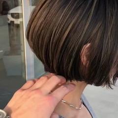 ボブ 外国人風 オフィス 外国人風カラー ヘアスタイルや髪型の写真・画像