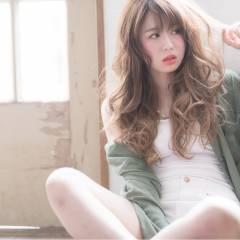 ストリート アッシュベージュ 外国人風カラー パンク ヘアスタイルや髪型の写真・画像