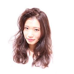 セミロング ナチュラル ショート 簡単ヘアアレンジ ヘアスタイルや髪型の写真・画像
