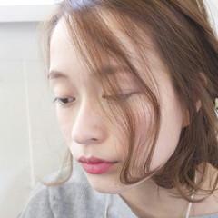 ハーフアップ 外国人風 ヘアアレンジ 大人かわいい ヘアスタイルや髪型の写真・画像