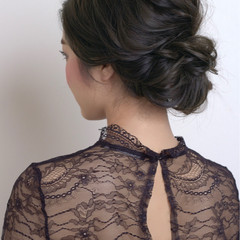 ハイライト 結婚式 ゆるふわ 外国人風 ヘアスタイルや髪型の写真・画像