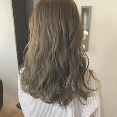 外国人風 大人女子 アンニュイ ハイライト ヘアスタイルや髪型の写真・画像