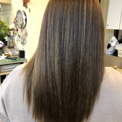 エレガント 透け感ヘア 外国人風カラー 透明感カラー ヘアスタイルや髪型の写真・画像