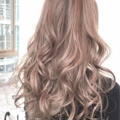 ロング 外国人風カラー ストリート 外国人風 ヘアスタイルや髪型の写真・画像