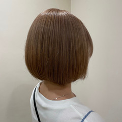 ショートヘア ボブ ショートボブ ミニボブ ヘアスタイルや髪型の写真・画像