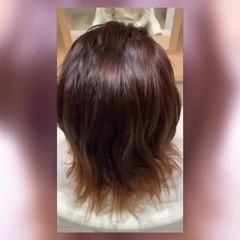 トリートメント 髪質改善カラー 髪質改善 モテ髪 ヘアスタイルや髪型の写真・画像