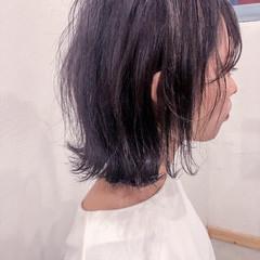 簡単ヘアアレンジ パーマ デート アンニュイほつれヘア ヘアスタイルや髪型の写真・画像