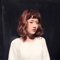 モテ髪 フェミニン 春 ナチュラル ヘアスタイルや髪型の写真・画像