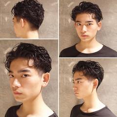 刈り上げ メンズヘア メンズ ツーブロック ヘアスタイルや髪型の写真・画像