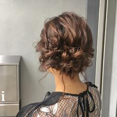 ヘアアレンジ 成人式 ナチュラル ロング ヘアスタイルや髪型の写真・画像