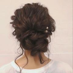 ロング 大人かわいい ゆるふわ アッシュ ヘアスタイルや髪型の写真・画像