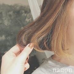 大人かわいい フェミニン ボブ 冬 ヘアスタイルや髪型の写真・画像