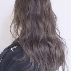 外国人風 小顔 大人女子 ロング ヘアスタイルや髪型の写真・画像