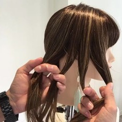 簡単ヘアアレンジ ロング ナチュラル 三つ編み ヘアスタイルや髪型の写真・画像