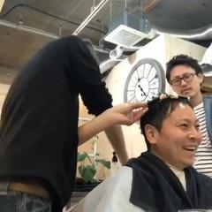 パーマ メンズ モテ髪 ストリート ヘアスタイルや髪型の写真・画像