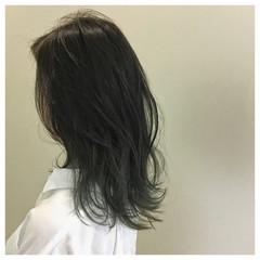 外国人風カラー ゆるふわ ロング イルミナカラー ヘアスタイルや髪型の写真・画像