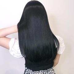 ナチュラル ブルージュ 暗髪女子 暗髪 ヘアスタイルや髪型の写真・画像