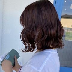艶髪 あざとい うる艶カラー 愛され ヘアスタイルや髪型の写真・画像