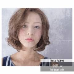 ナチュラル フェミニン 卵型 モード ヘアスタイルや髪型の写真・画像