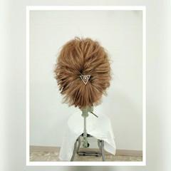 ヘアアレンジ ゆるふわ ルーズ 外国人風 ヘアスタイルや髪型の写真・画像