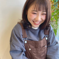 ゆるふわパーマ 韓国ヘア ロング ナチュラル ヘアスタイルや髪型の写真・画像